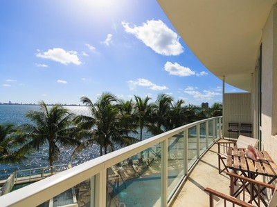 Condominium for sales at 665 NE 25 St Unit 206  Miami, Florida 33137 United States