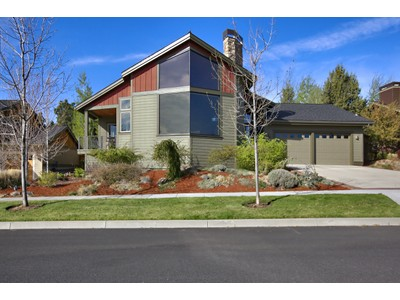 Single Family Home for sales at Contemporary home in Awbrey Park 655 NW Yosemite Dr Bend, Oregon 97701 United States