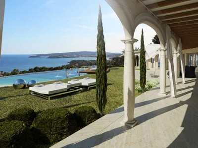 Multi-Family Home for sales at Villa with panoramic views in Costa d´en Blanes  Costa Den Blanes, Mallorca 07181 Spain