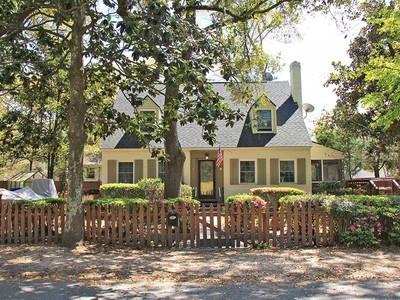 Tek Ailelik Ev for sales at 1 Live Oak Avenue  Charleston, South Carolina (Güney Carolina) 29407 Amerika Birleşik Devletleri