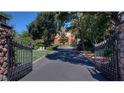 Single Family Home for sales at Timeless Classic Estate 1644 Grand Avenue San Rafael, California 94901 United States