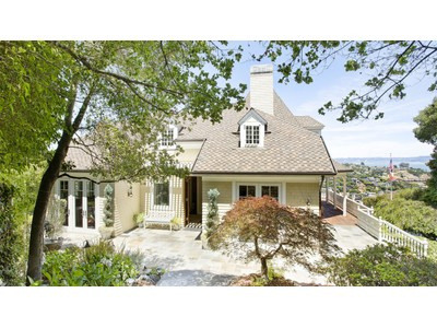 Single Family Home for sales at Exquisite Victorian 160 Madrona Ave Belvedere, California 94920 United States