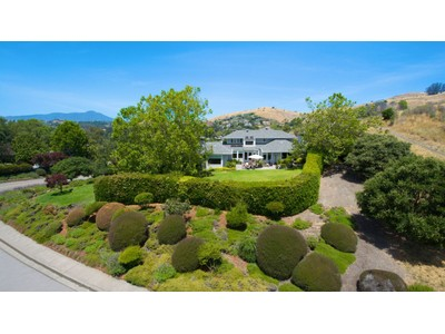 Single Family Home for sales at Tiburon View Contemporary 58 Reed Ranch Rd Tiburon, California 94920 United States