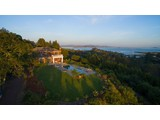 Single Family Home for sales at Craftsman Elegance with Panoramic Views 255 Highland Avenue San Rafael, California 94901 United States
