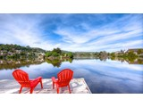 Single Family Home for sales at Waterfront Beauty on the Peacock Lagoon! 23 Lagoon Road San Rafael, California 94901 United States