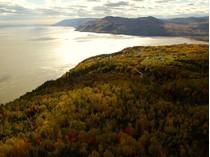 토지 for sales at LAND FOR WORLD-CLASS RESORT 1, du Nordet   Baie-Saint-Paul, 퀘벡주 G3Z1T2 캐나다