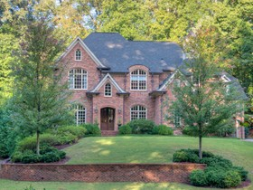 Single Family Home for sales at Exquisite Estate In Chastain Park 4582 Runnemede Road Atlanta, Georgia 30327 United States
