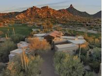 Maison unifamiliale for sales at Tranquil, Private & Refined 9689 E Oberlin Way   Scottsdale, Arizona 85262 États-Unis