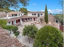 Mehrfamilienhaus for sales at Finca mit Meerblick und Pferden in Son Font    Son Font, Mallorca 07184 Spanien