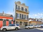 Nhà ở một gia đình for  sales at 1124 Burgundy Street   French Quarter, New Orleans, Louisiana 70116 Hoa Kỳ