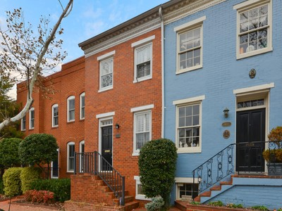 Townhouse for sales at Old Town 805 Wolfe St Alexandria, Virginia 22314 United States