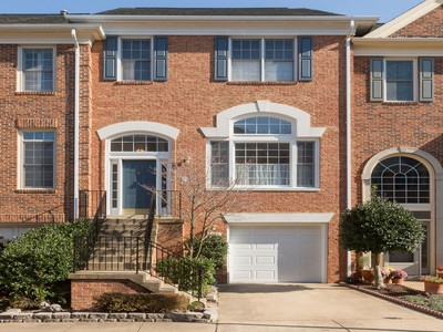 Townhouse for sales at 6403 Gladys May Lane, Alexandria 6403 Gladys May Ln Alexandria, Virginia 22310 United States