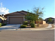 Single Family Home for sales at Stunning Santa Barbara Design 6905 W Red Snapper Way   Tucson, Arizona 85757 United States