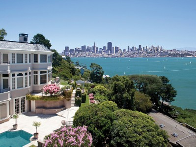 Single Family Home, Single Family Home for sales at Casual Elegance 255 Golden Gate Avenue Belvedere, California 94920 United States