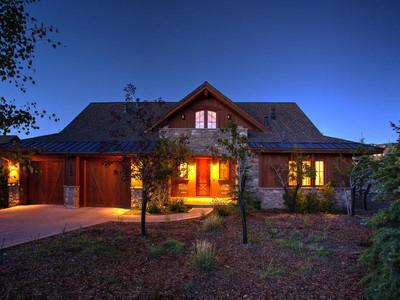 獨棟家庭住宅 for sales at Promontory Golf Cabin 8544 Ranch Club Ct   Park City, 猶他州 84098 美國