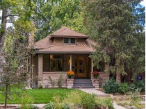Single Family Home for sales at 2275 Birch Street    Denver, Colorado 80207 United States