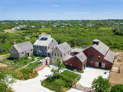 独户住宅 for sales at 30 Acres - Spectacular Equestrian Estate 21 Crooked Lane, Nantucket, 马萨诸塞州 02554 美国