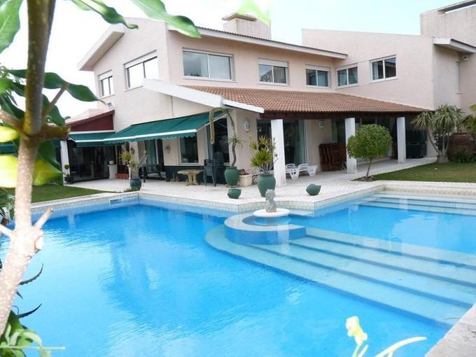 Частный односемейный дом for sales at House, 6 bedrooms, for Sale Oeiras, Лиссабон Португалия