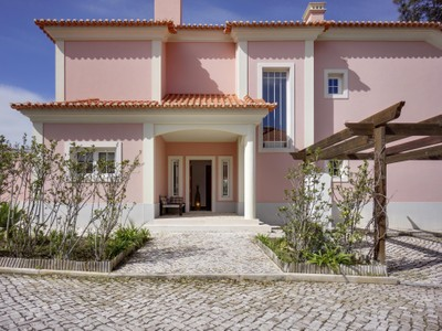Частный односемейный дом for sales at House, 5 bedrooms, for Sale Birre, Cascais, Лиссабон Португалия