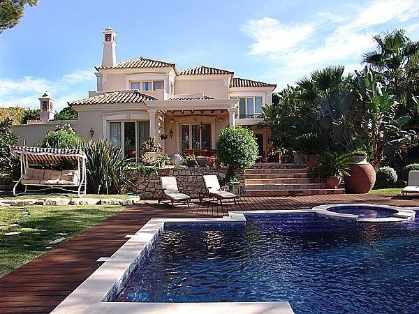 Частный односемейный дом for sales at House, 5 bedrooms, for Sale Loule, Algarve Португалия