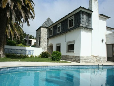 Moradia for sales at House, 5 bedrooms, for Sale Estoril, Cascais, Lisboa Portugal