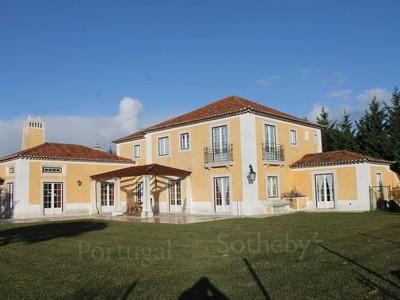 Maison unifamiliale for sales at House, 4 bedrooms, for Sale Beloura, Sintra, Lisbonne Portugal