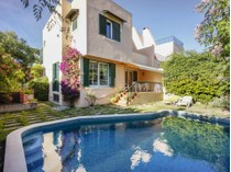 Maison unifamiliale for sales at House, 4 bedrooms, for Sale Estoril, Cascais, Lisbonne Portugal