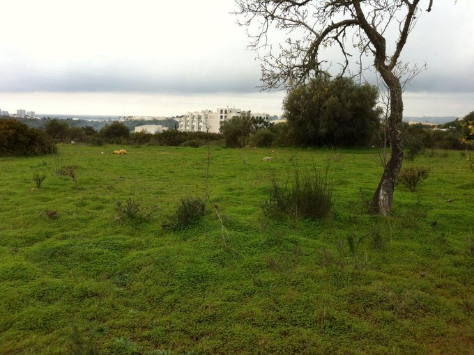 Land for sales at Terreno com ruina for Sale Portimao, Algarve Portugal