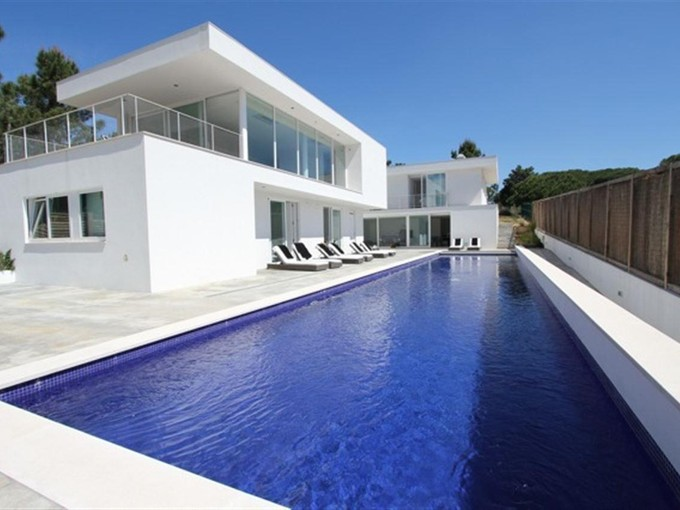 Single Family Home for sales at House, 6 bedrooms, for Sale Meco, Sesimbra, Setubal Portugal