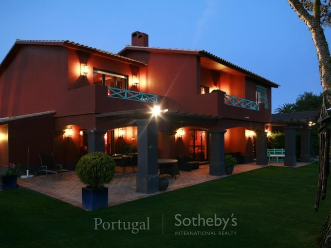 Maison unifamiliale for sales at House, 5 bedrooms, for Sale Areia, Cascais, Lisbonne Portugal