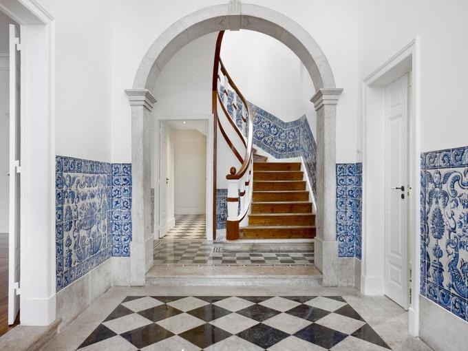 Maison unifamiliale for sales at House, 7 bedrooms, for Sale Principe Real, Lisboa, Lisbonne Portugal