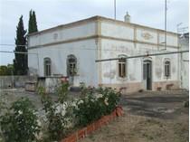 Maison unifamiliale for sales at Scrapped Building, 4 bedrooms, for Sale Loule, Algarve Portugal