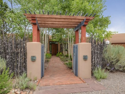 Single Family Home for sales at 1026 Governor Dempsey Drive  Santa Fe, New Mexico 87501 United States