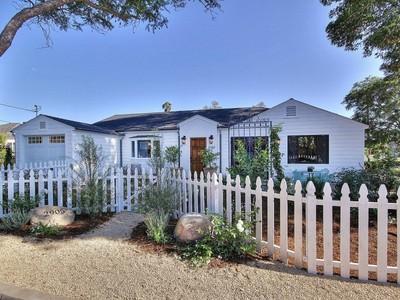 独户住宅 for sales at San Roque Resplendence 2905 Verde Vista Drive Santa Barbara, 加利福尼亚州 93105 美国