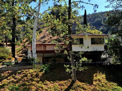 Single Family Home for sales at Brentwood Canyons and Mountains 3990 Mandeville Canyon Road Los Angeles, California 90049 United States