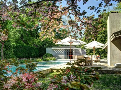 Single Family Home for sales at South of the Highway Modern Home  East Hampton, New York 11937 United States