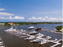 Appartement en copropriété for sales at Waterview Towers - West Palm Beach 400 N Flagler Dr Apt 1506   West Palm Beach, Florida 33401 États-Unis