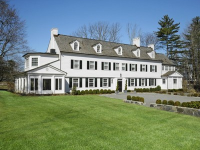 Single Family Home for sales at In-Town Splendor 122 Old Church Road   Greenwich, Connecticut 06830 United States