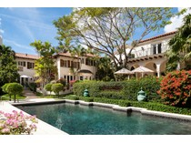 Single Family Home for sales at Important Palm Beach Estate 196 Banyan Rd   Palm Beach, Florida 33480 United States