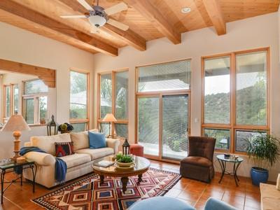 Casa Unifamiliar for sales at 1876 Cerros Colorados   Santa Fe, Nuevo Mexico 87501 Estados Unidos