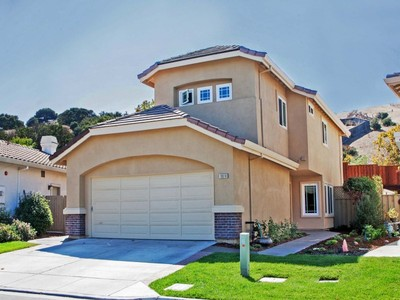 Single Family Home for sales at Upgraded Home with Great Mountain Views 18018 Stonehaven Drive Salinas, California 93908 United States