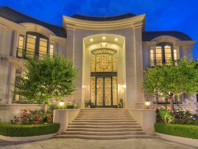 for sales at Magnificent Bel Air Estate 10509 Vestone Way Los Angeles, Califórnia 90077 Estados Unidos