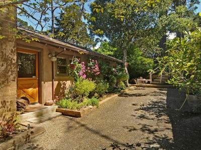 Single Family Home for sales at Charming Carmel Cottage 24694 Pescadero Road Carmel, California 93923 United States