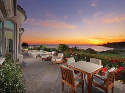 Частный односемейный дом for sales at One-of-a-Kind Oceanfront Masterpiece 11 Ritz Cove Drive   Dana Point, Калифорния 92629 Соединенные Штаты