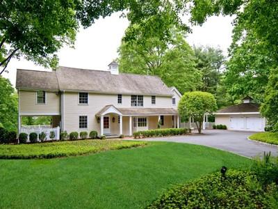 独户住宅 for sales at Clapboard Ridge  Greenwich, 康涅狄格州 06831 美国