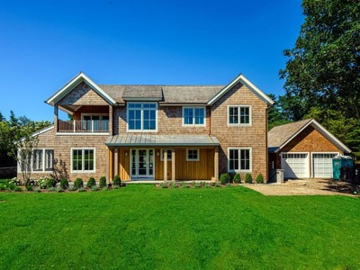 Single Family Home for sales at New Home with Pool and Farm Views 32 Wainscott Hollow Road Wainscott, New York 11975 United States
