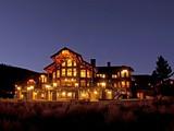 Property Of Lake Log Cabin Estate For Lease