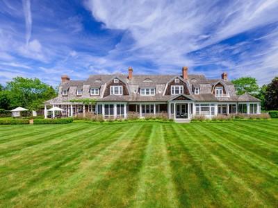 Villa for sales at Pheasant Field Country Estate 385 Great Plains Road   Southampton, New York 11968 Stati Uniti