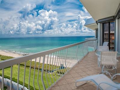Eigentumswohnung for sales at Sloans Curve Penthouse 2100 S Ocean Blvd 602 S Palm Beach, Florida 33480 Vereinigte Staaten