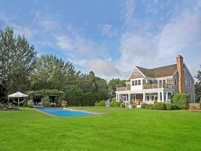 Casa para uma família for sales at Exceptional Bridgehampton Country Estate  Bridgehampton, Nova York 11932 Estados Unidos